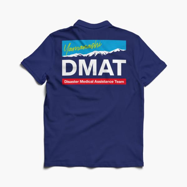 DMAT Yamanashi/Tシャツ デザイン