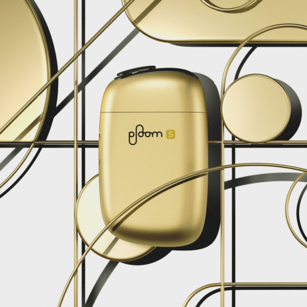 "JT Ploom S 2.0 ""Classic Gold"" / KV Design"